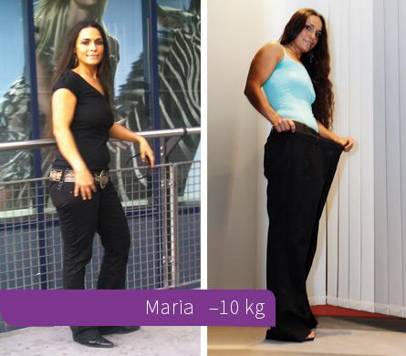 in 5 monaten 10 kg abnehmen