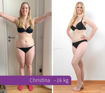 Abnehmen 30 Kilo in 6 Monaten wie viele