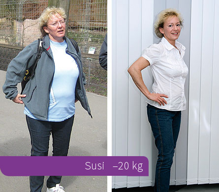 Ich möchte in 6 Monaten der Schwangerschaft 20 Kilo abnehmen